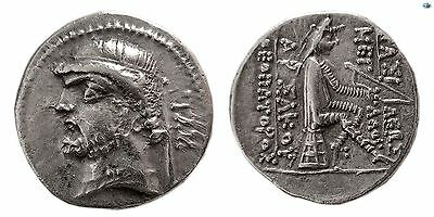 Kings Of Parthia. Phraates Ii. 132-126 Bc. Ar Drachm