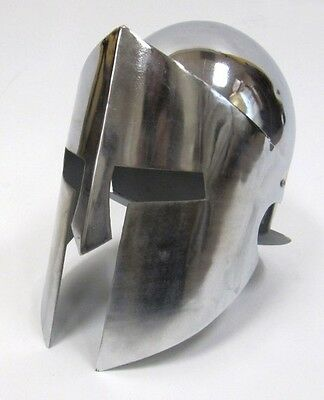 Medieval Greek 300 Helmet ~ Roman Spartan 300 ~ King Leonidas 300 Movie  Helmet