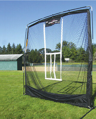 JUGS Complete Practice Travel Screen-#1 Name in sports equipment! Free Shipping
