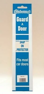 """Car Door Edge Protector 12"""" Universal White Scratch Protection Strip Guard Trim"""