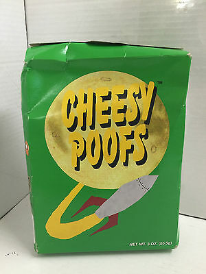 South Park Cheesy Poofs - Unopened But Damaged Box 1998