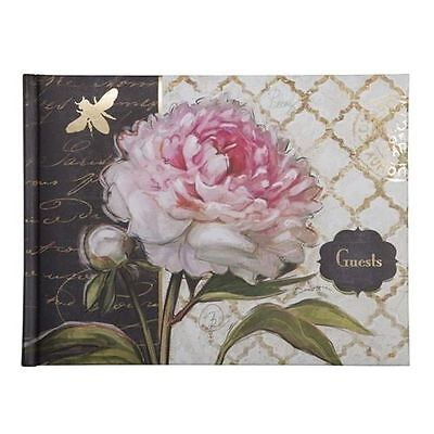 C.R. Gibson Lifestyle Collection Guest Books – Gilded Radiance G2-14085