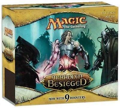 Magic the Gathering MTG MIRRODIN BESIEGED Factory Sealed Fat Pack - Brand New