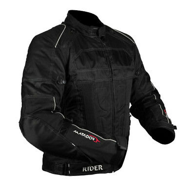 """""""Rider"""" - Men's Motorcycle Jacket (great for winter)"""