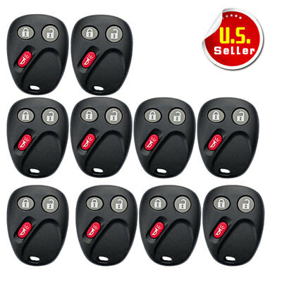 20x New Uncut Remote Combo Keyless Entry Transmitter Key Fob for Jeep KOBDT04A