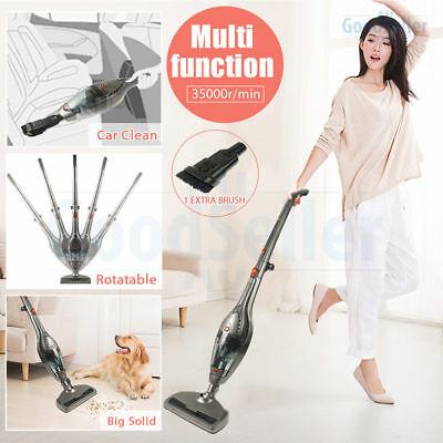 2800W/3000WBagless Cyclone Cyclonic Vacuum Cleaner Filtration System Floor Brush