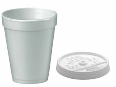 Dart Insulated Cup with Lid Option  50's - 1000 all sizes