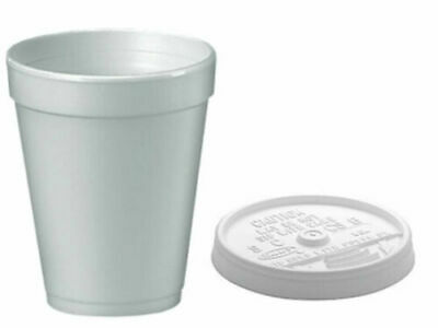 Dart Insulated Cups and Lids 50's - 1000 all sizes