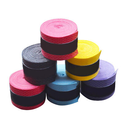 High quality Overgrip Roll Tennis Badminton Tape Absorb Sweat  5pcs