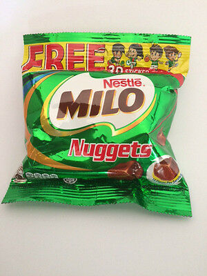 Nestle Milo Nuggets Chocolate Flavoured Confectionery 30g