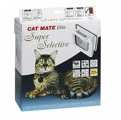 Pet Mate Katzenklappe Cat Mate, Nr. 305 Elite Super Selective