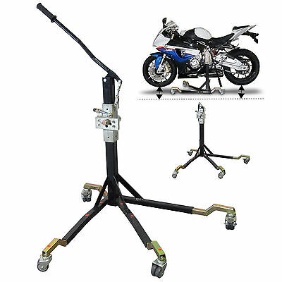 Tech7 Spider Paddock Stand Motorcycle Lift For Yamaha YZF-R1 YZF R1 2004-2006