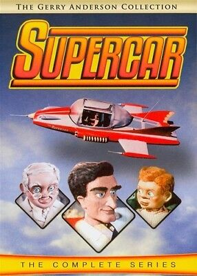 Supercar: The Complete Series [New DVD] Boxed Set, Widescreen