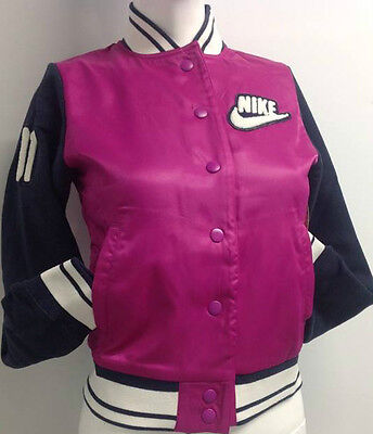 Nike Destroyer Girl's Jacket Size M /10 To 12 Years Olds