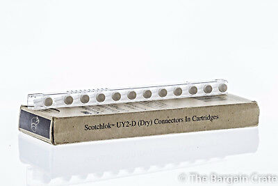 NEW - 3M™ Scotchlok™ IDC Butt Connector UY2-D Cart