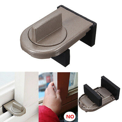 Creative Security Sliding Window Lock Protection Lock for Kids Children Safety