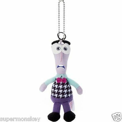Takara Tomy A.r.t.s Disney Inside Out Fear Ball Chain Plush Doll Ta23553