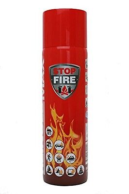 Bottari 31520 Estintore No Flame, 400 ml - NUOVO