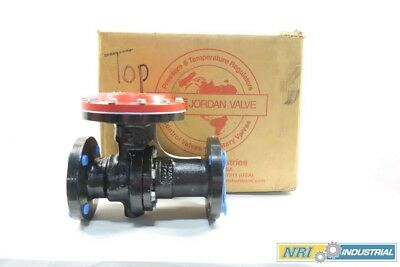 Jordan 66 2 In Flanged Pneumatic Steel Sliding Gate Valve