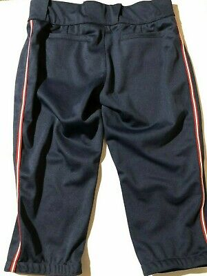 NWT NIKE Womens Mod All Out 3/4 Fastpitch Softball Pant Size Medium 453382