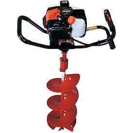 NEW Echo 42cc Earth Auger,5 year domestic/2 year commercial warranty