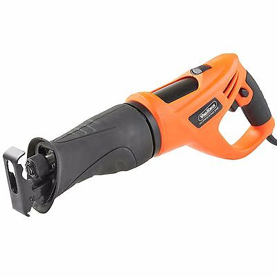 VonHaus 710W 230V Reciprocating Saw with 2 Blades for Wood & Metal Cutting
