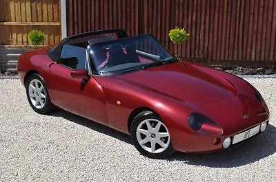 1995 Tvr Griffith 5.0 5.0 2D