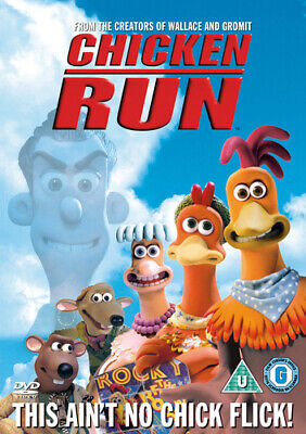 Chicken Run DVD (2002) Peter Lord cert U Highly Rated eBay Seller Great Prices