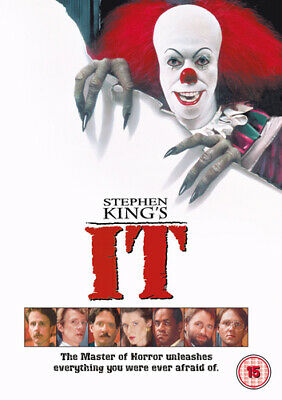 Stephen King's It DVD (2006) Harry Anderson