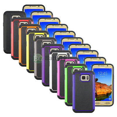 CLEARANCE Lot of 10 Hybrid Hard Case for Android Phone Samsung Galaxy S7 Active