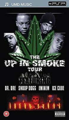 Up In Smoke Tour [UMD Mini for PSP] DVD