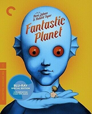 Fantastic Planet (Criterion Collection) [New Blu-ray] 4K Mastering, Restored,