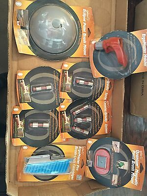 Galaxy G Painting Tools: Counterweights, Magnetic&Table Mount, Holster-Lot of 8