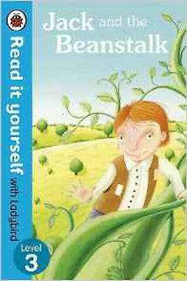 Jack and the Beanstalk - Read it yourself with Ladybird: Level 3, New, Ladybird