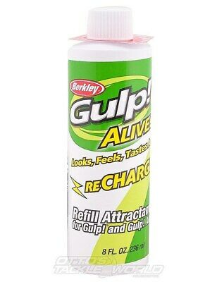 Gulp Alive Recharge Fishing Attractant BRAND NEW at Ottos Tackle World Drummoyne