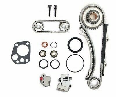 Timing Chain Kit Fits 98-04 Nissan 2.4L Altima Frontier Xterra KA24DE