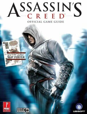 Assassin's Creed Official Game Guide (Prima Official... by Prima Games Paperback