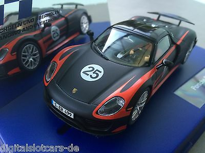 "Carrera Digital 132 30697 Porsche 918 Spyder , ""No. 25"" NEU LICHT"