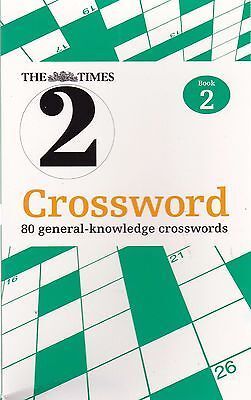 Times Quick Crossword: 80 General Knowledge Puzzles from the Times 2: Book 2