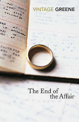 The End of the Affair by Graham Greene (Paperback, 2004) New Book