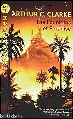 The Fountains of Paradise by Arthur C. Clarke (Paperback) New Book