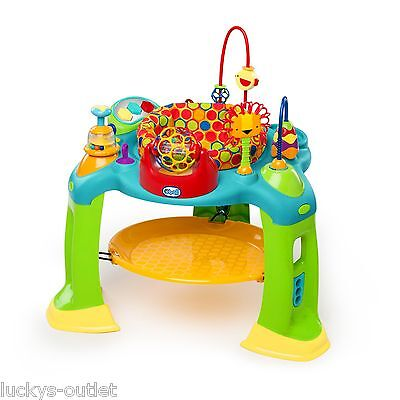 Oball Bounce-O-Bunch Activity Center™ Baby Saucer Jumper DISPLAY MODEL