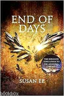 End of Days by Susan Ee (Paperback, 2015) New Book