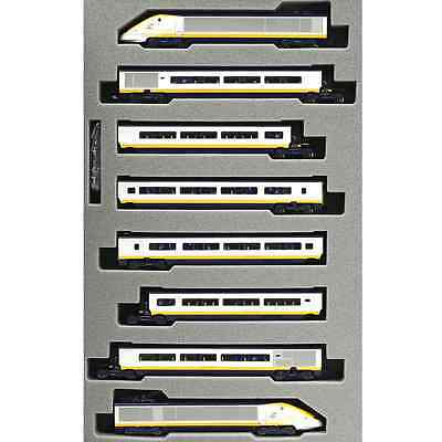 Kato 10-1295 Eurostar 8 Cars Set - N