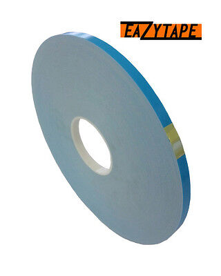 EazyTape Double Sided White Foam Tape with Heat resistance (12mm wide)