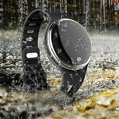 Waterproof Bluetooth Smart Watch Wrist Phone Mate GPS for iPhone Android Samsung