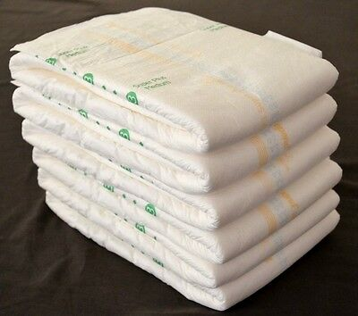 6 Pk Premium Adult Nappies / Diapers - Depend Super Plus - Size M!!