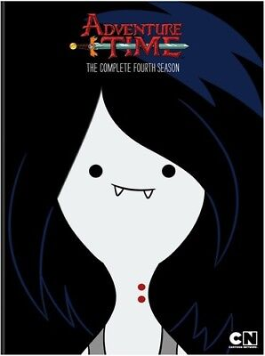 Adventure Time: The Complete Fourth Season [New DVD] 2 Pack