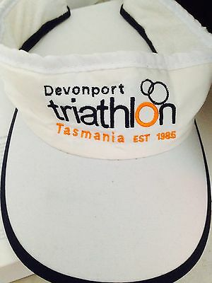 Devonport triathlon trophy. Comes with bragging rights.