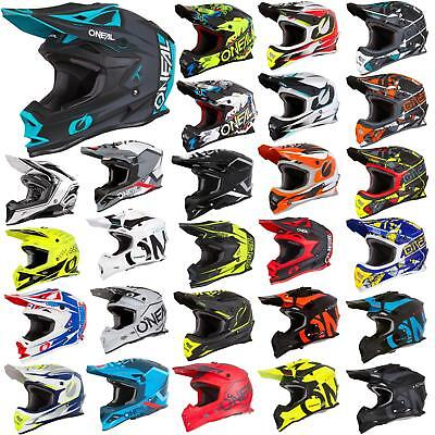O'Neal Motocross Helm MX Motorrad Enduro Bike Offroad Cross Series Downhill DH
